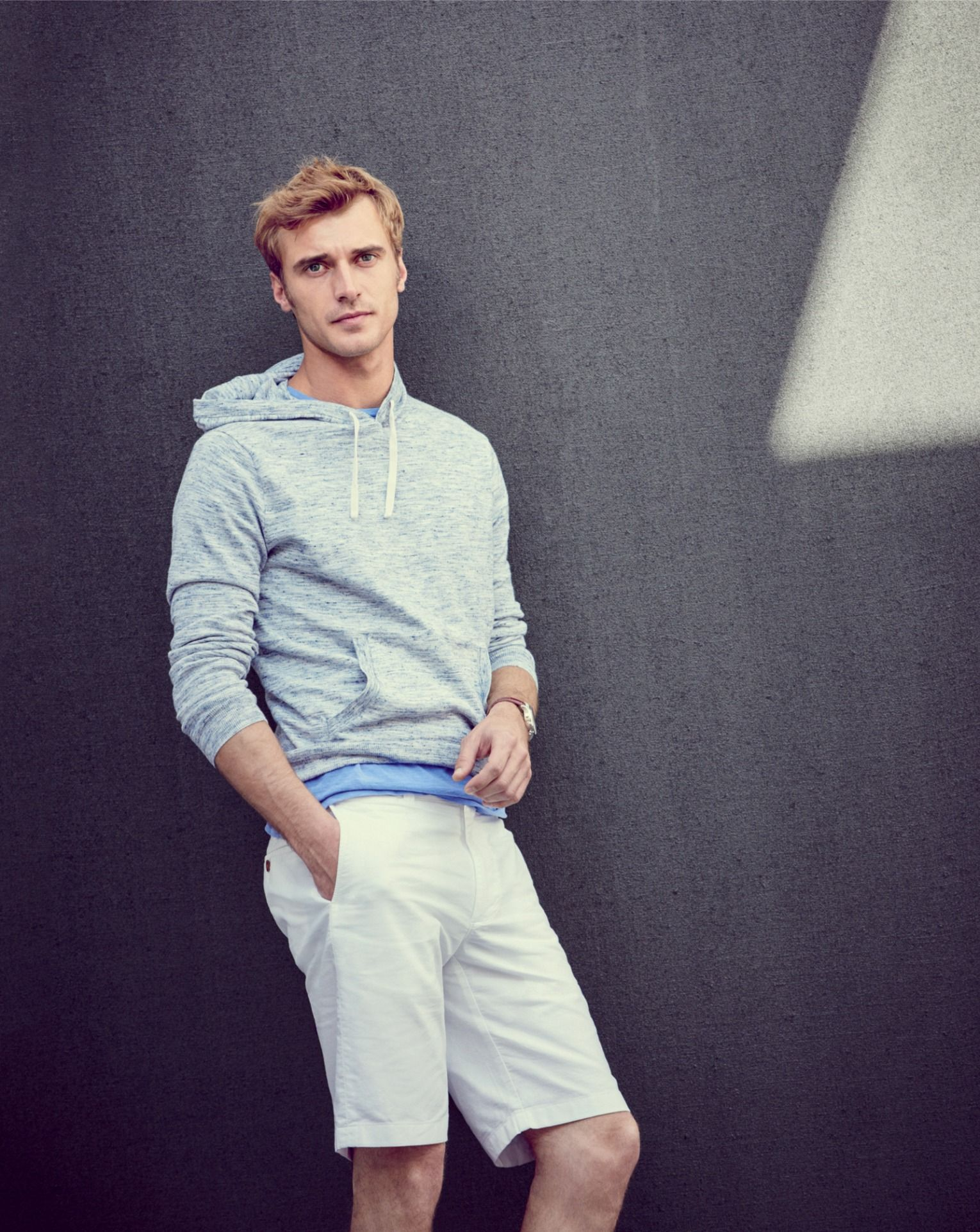 eb5074360250 Introducing the J.Crew men s cotton-linen sweater hoodie. Lightweight and  comfortable