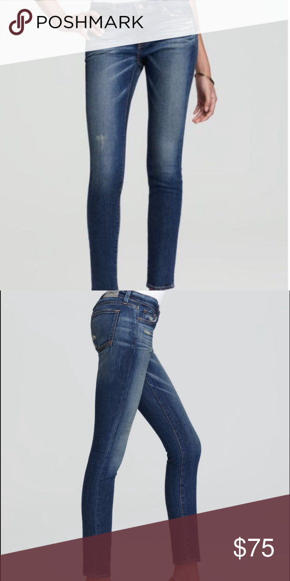 Textile Elizabeth James Debbie SkinnyJeans in Lovs NWT - brand new and great fitting!!! Elizabeth and James Jeans Skinny