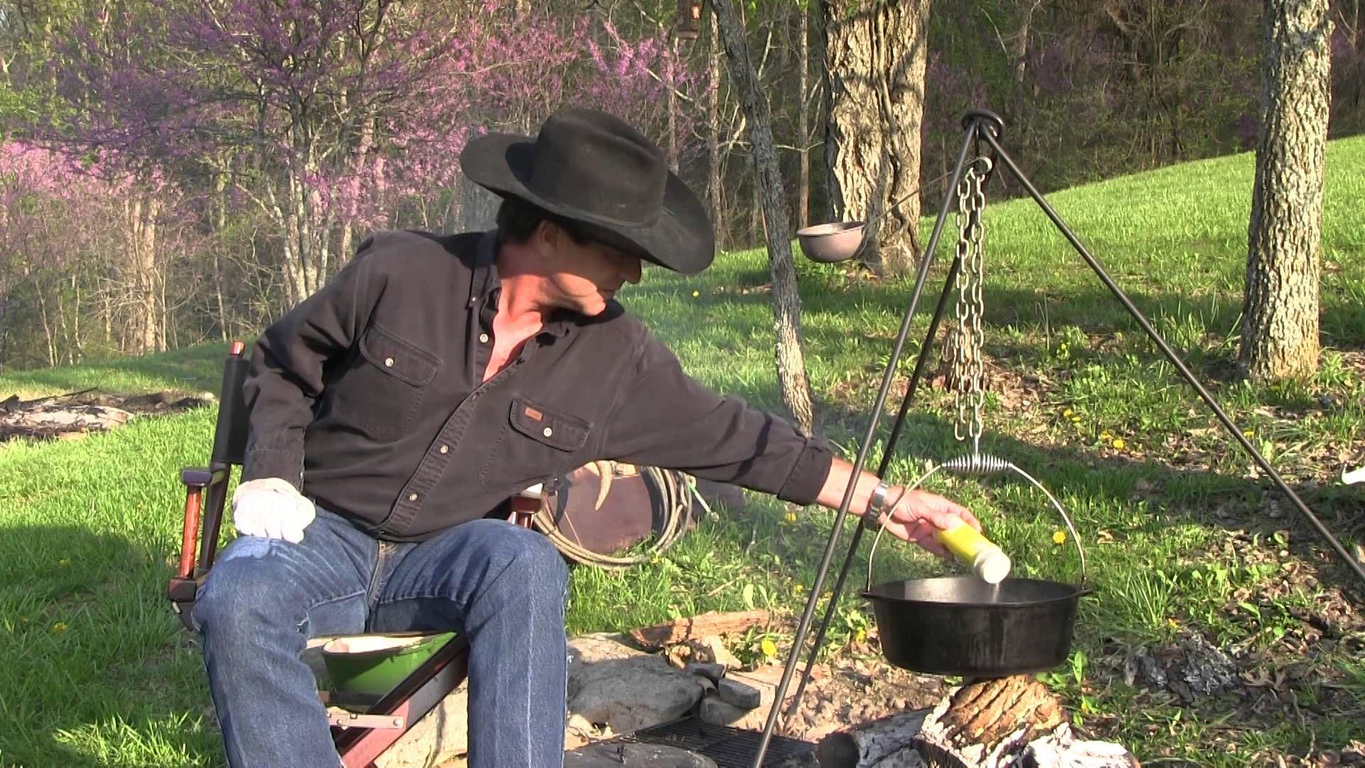 Cowboy Campfire Cooking Series