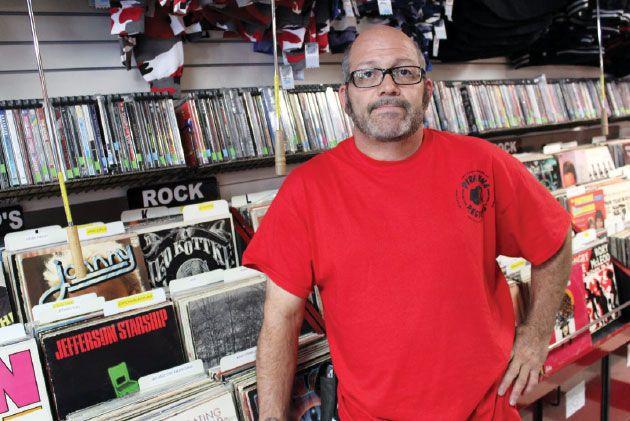 Piranha Records Round Rock Texas Record Shops