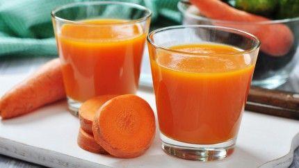 عصير الجزر والأناناس والبرتقال Recipe Veggie Smoothies Carrot Juice Benefits Health Benefits Of Carrots