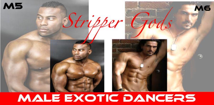 Angeles black los stripper