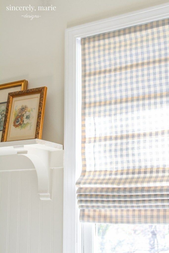 Easy Diy Roman Shade Diy Roman Shades Diy Window Shades