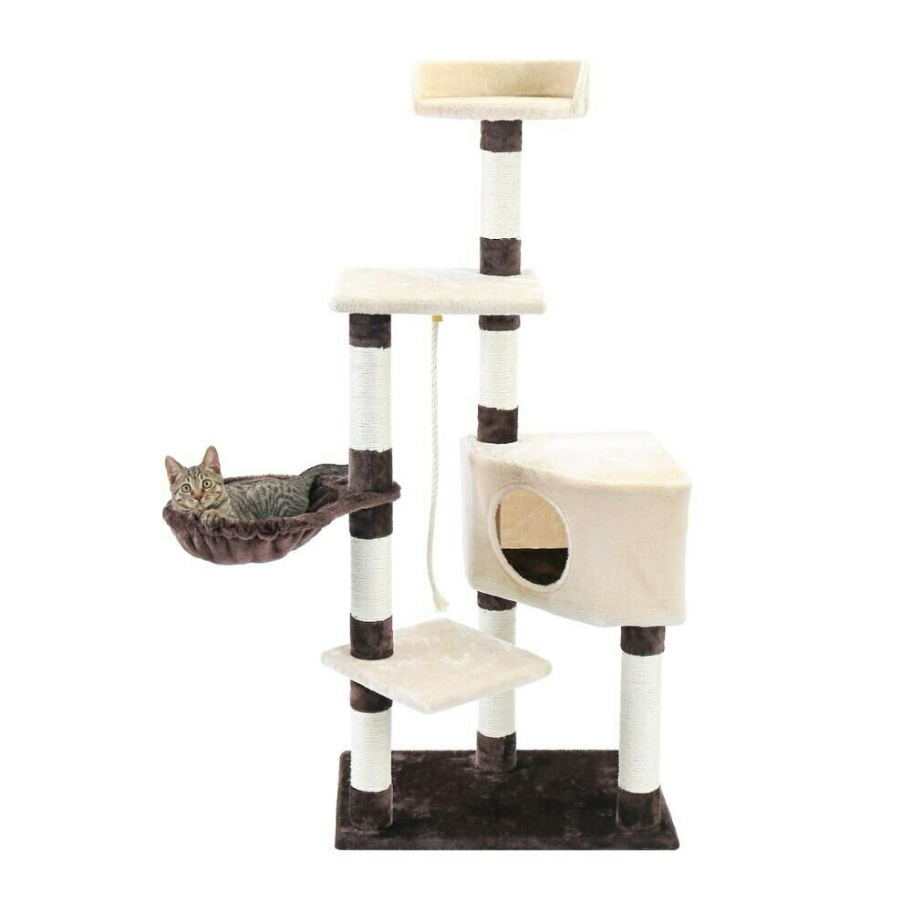En Vente Sur Ebay Modern Cat Tree Cat Climbing Frame Cat Tree