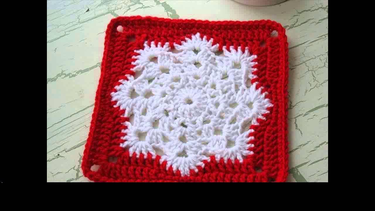 crochet snowflake ideas | GALA | Pinterest