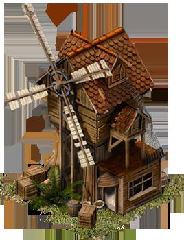 Medieval Houses Building Art Fantasy House