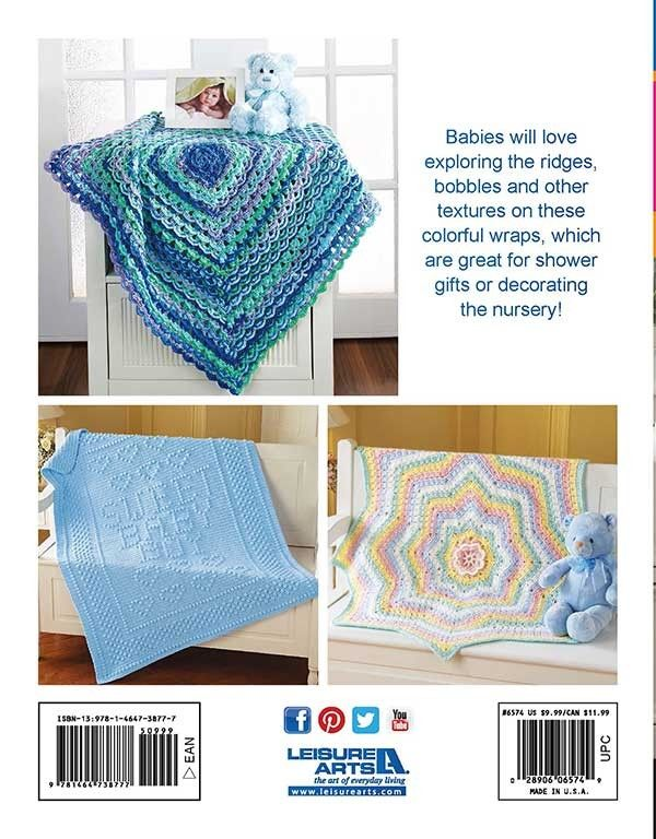 Terrific-to-Touch Baby Afghans   Pilares
