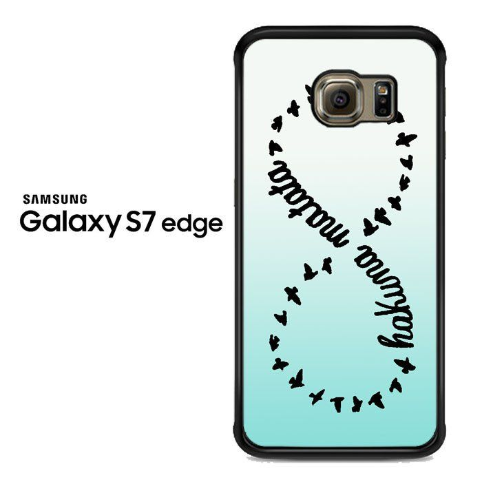 Hakuna Matata Lion King Inspired Infinity Symbol Sign Samsung Galaxy