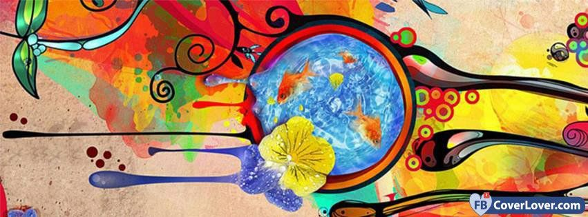 Colorful Abstract Cover Photos For Facebook Facebook