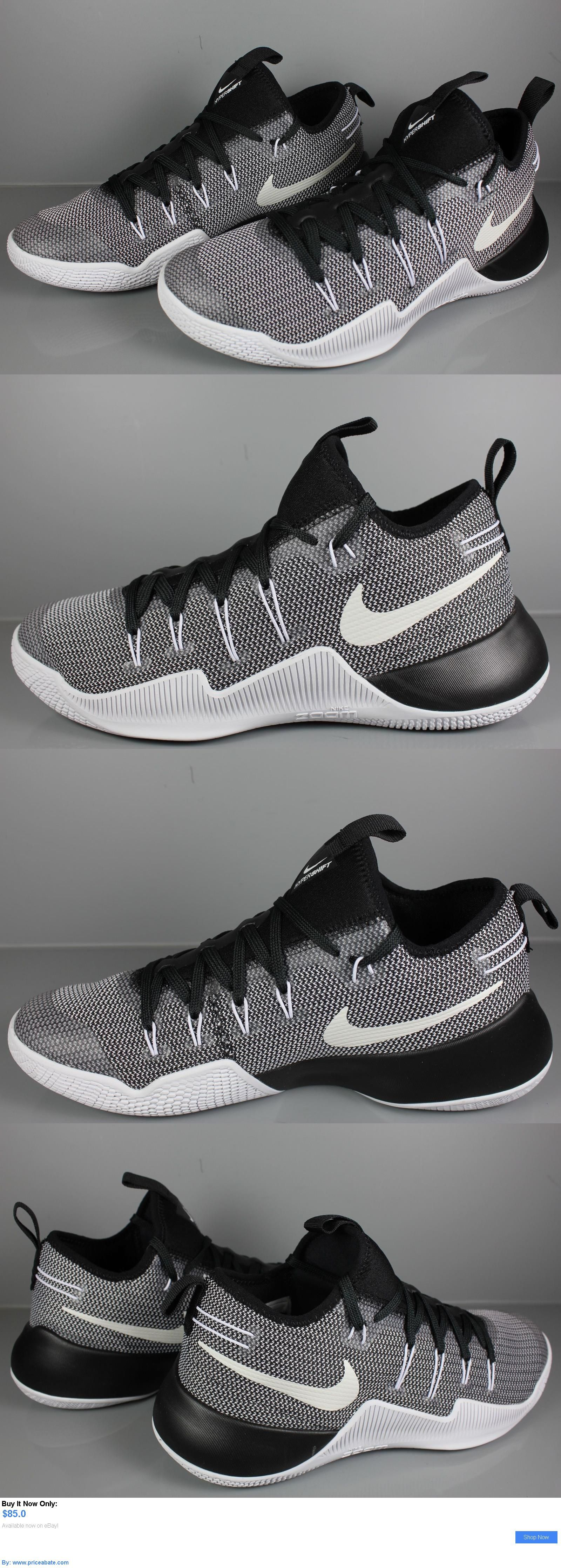 32454f5378c517 Basketball  Nike Hypershift Tb Black White Gray New Mens Basketball Shoes    844387-010 BUY IT NOW ONLY   85.0  priceabateBasketball OR  priceabate ...