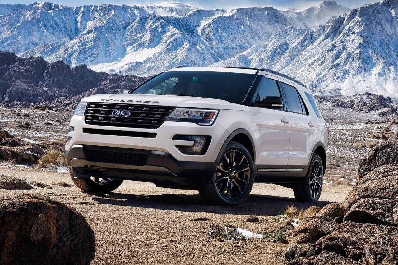 2018 Ford Explorer Ford explorer, Ford explorer xlt