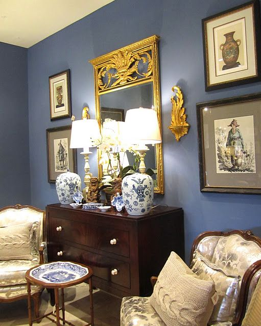 Seven Timeless Trends With Antiques Home Interior Design