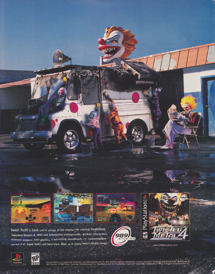 Sweet tooth twisted metal ice cream truck vehicles pinterest sweet tooth twisted metal ice cream truck vehicles pinterest twisted metal video game and videogames fandeluxe Gallery