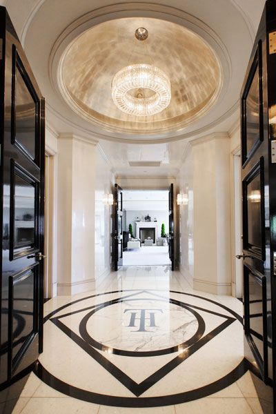 dream home - entrance and foyer | Entrance Hall | Pinterest ...