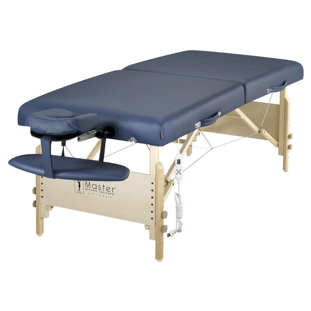 adjustable therapy massage bed spa relax beauty salon massage table rh pinterest com