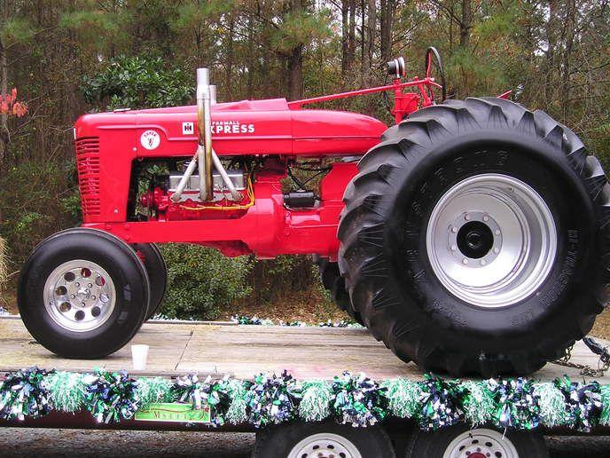 allis chalmers a farmall tractors antique tractors pinterest
