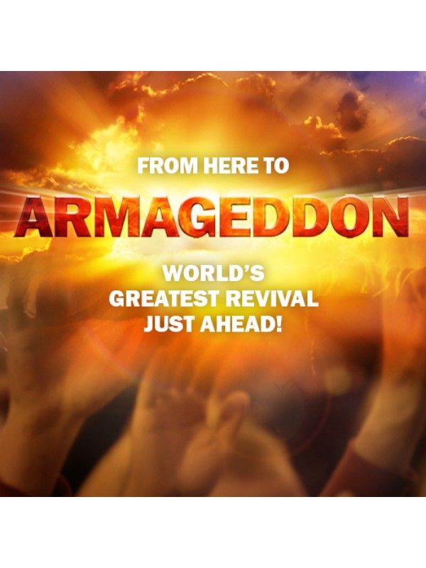 Armageddon and the Day of the Lord - Free Bible Study Guides