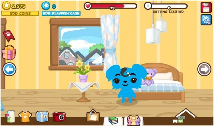 Pet Society Free Download Fb Games Games To Play Pets