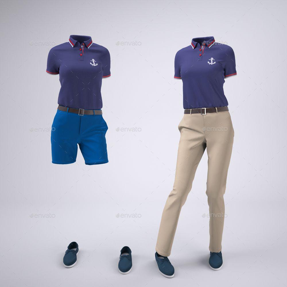 Mockup uniform