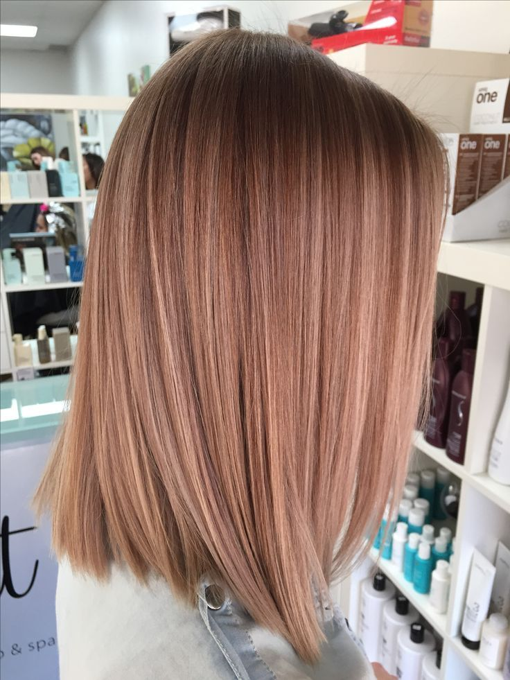 Photo of Hair | Color | strawberry blond