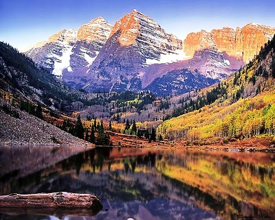 Colorado Rocky Mountains Just Breathtaking I Had Sung For Purple
