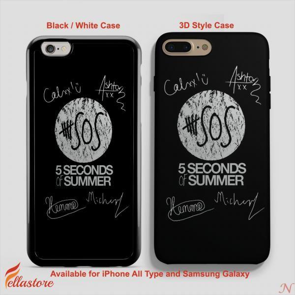 5sos phone case iphone 7 plus