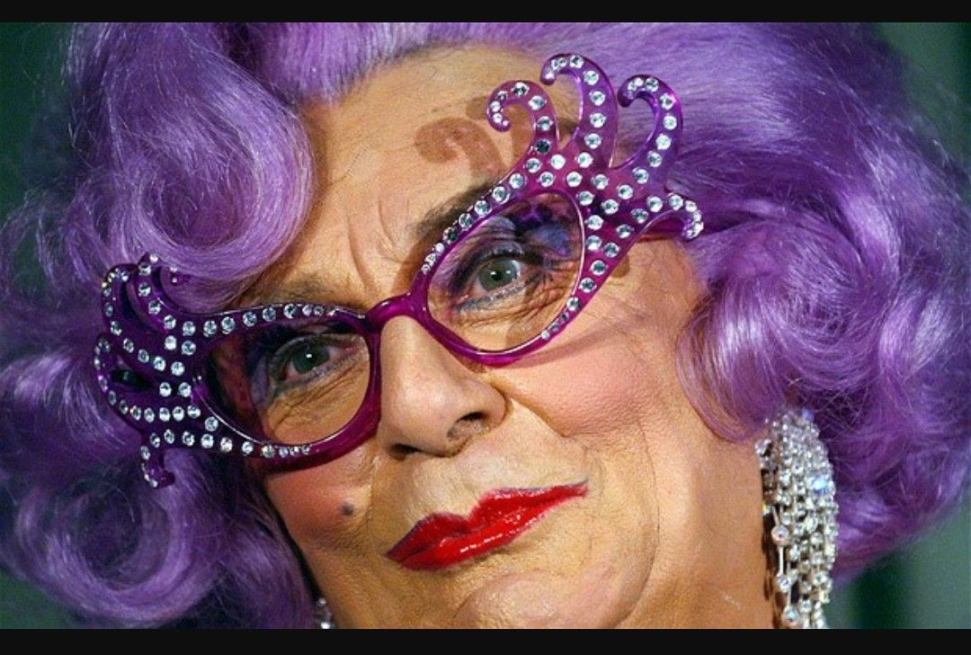 pin by deb moulton on there is nothing like a dame dame edna barry humphries edna pinterest