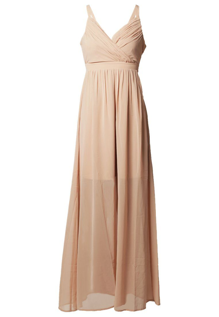 Vero Moda - VMJOEY - Vestido largo - fucsia  Abendkleid rosa