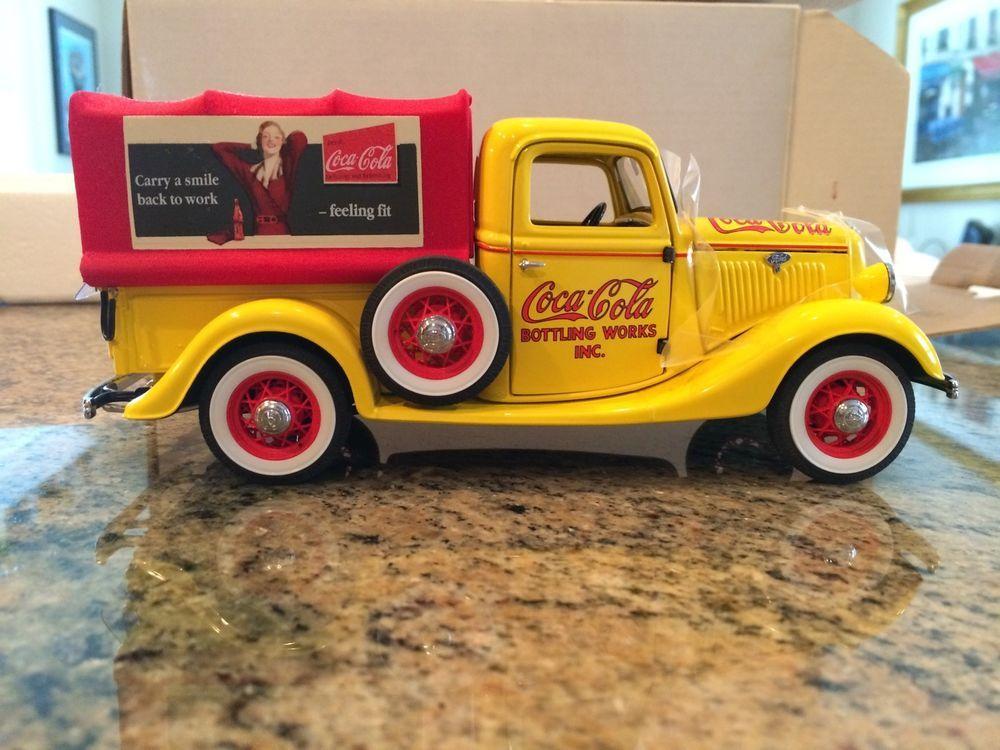 Coca Cola 1935 Delivery Truck Danbury Mint