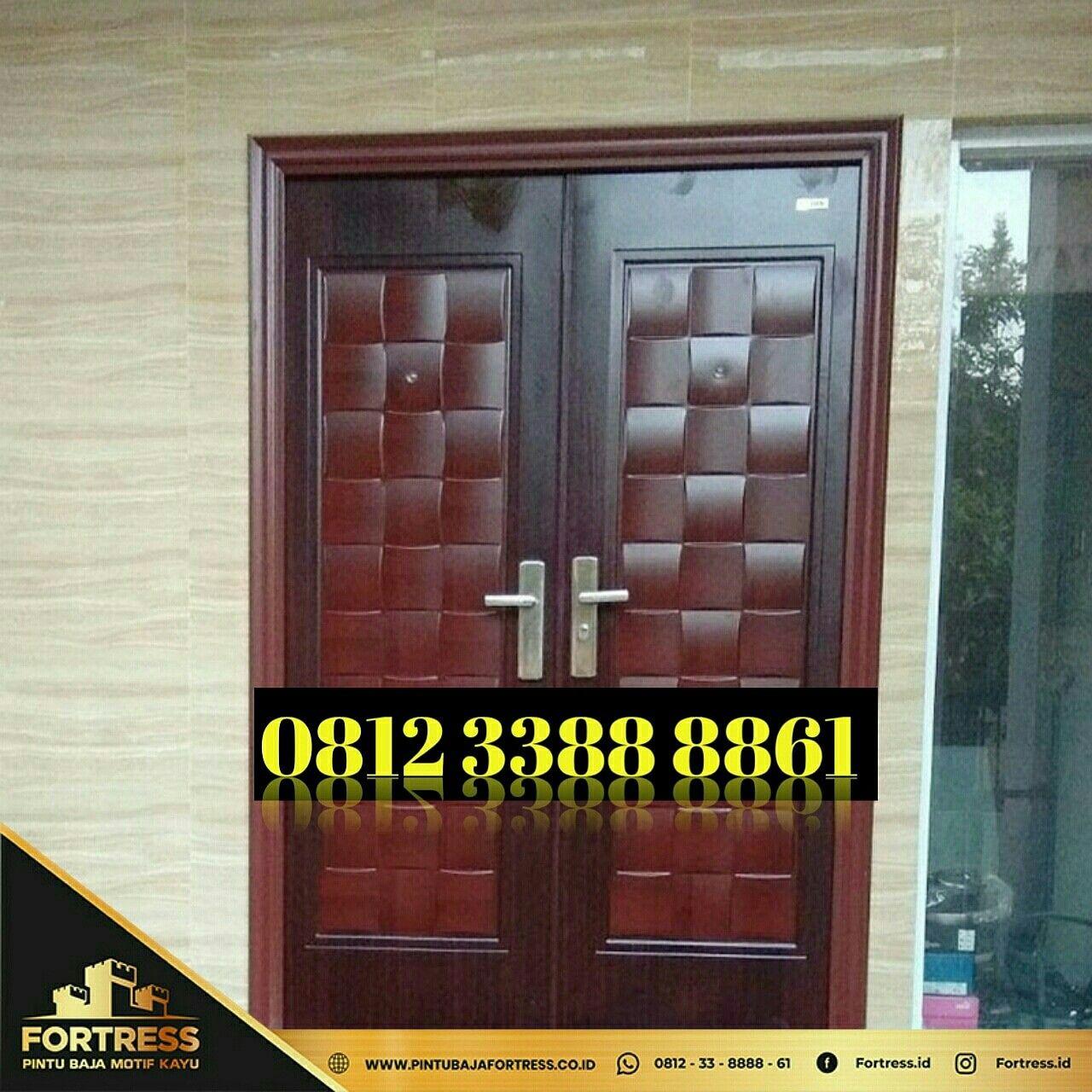 0812-9162-6108 (FORTRESS), Jual Pintu Besi Magelang - Door ...
