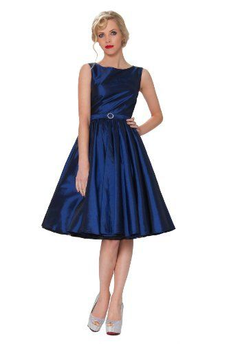 Sexyher Audrey Hepburn Style 1950's Rockabilly Swing Dress - RBJ1401, http://www.amazon.com/dp/B00JB3V3V2/ref=cm_sw_r_pi_awdm_uwkfvb1SAD7ZN