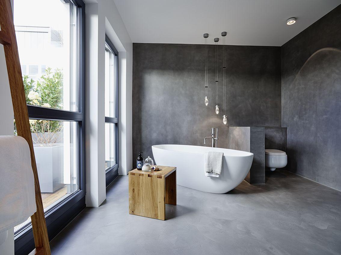 Innenarchitektur Badplanung Bad Interior Design Architekt Penthouse Frankfurt Badezimmer Innenausstattung