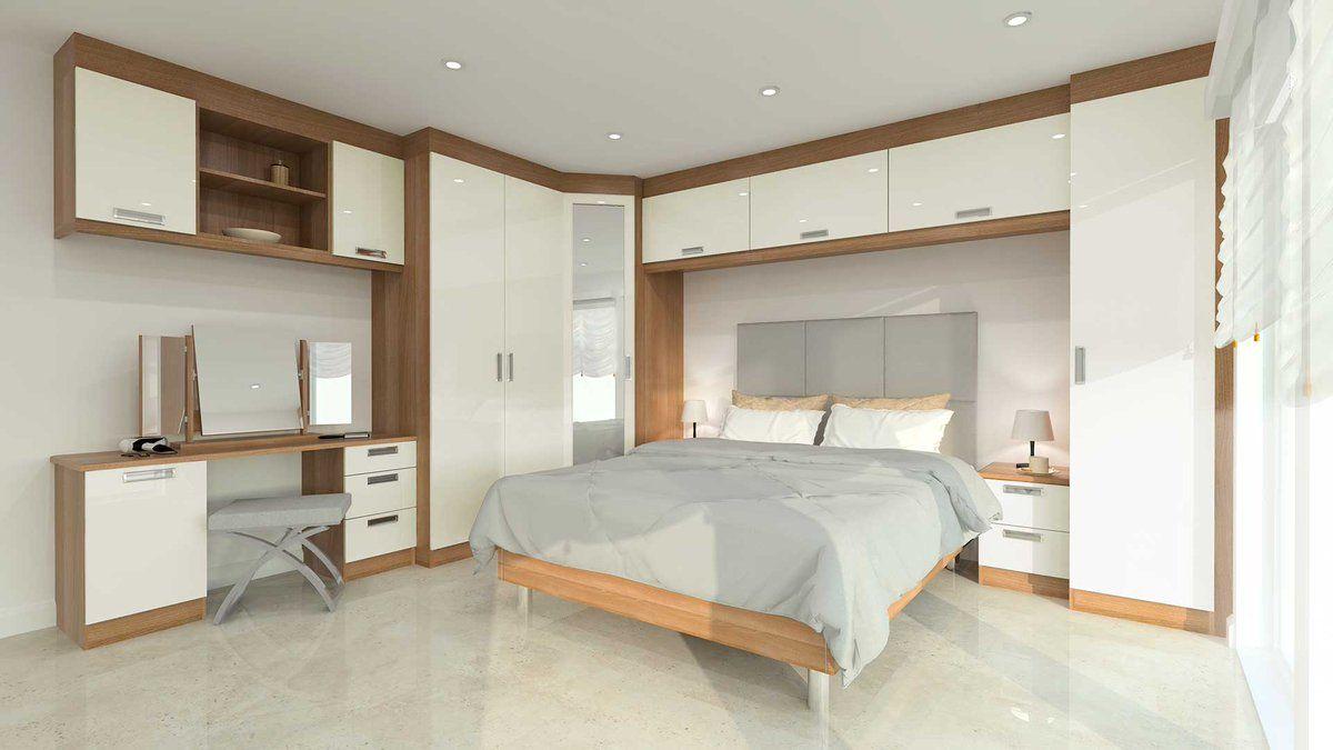 Shaker Style Bedroom Furniture In 2020 Huge Bedrooms Fitted Bedrooms Bedroom Furniture