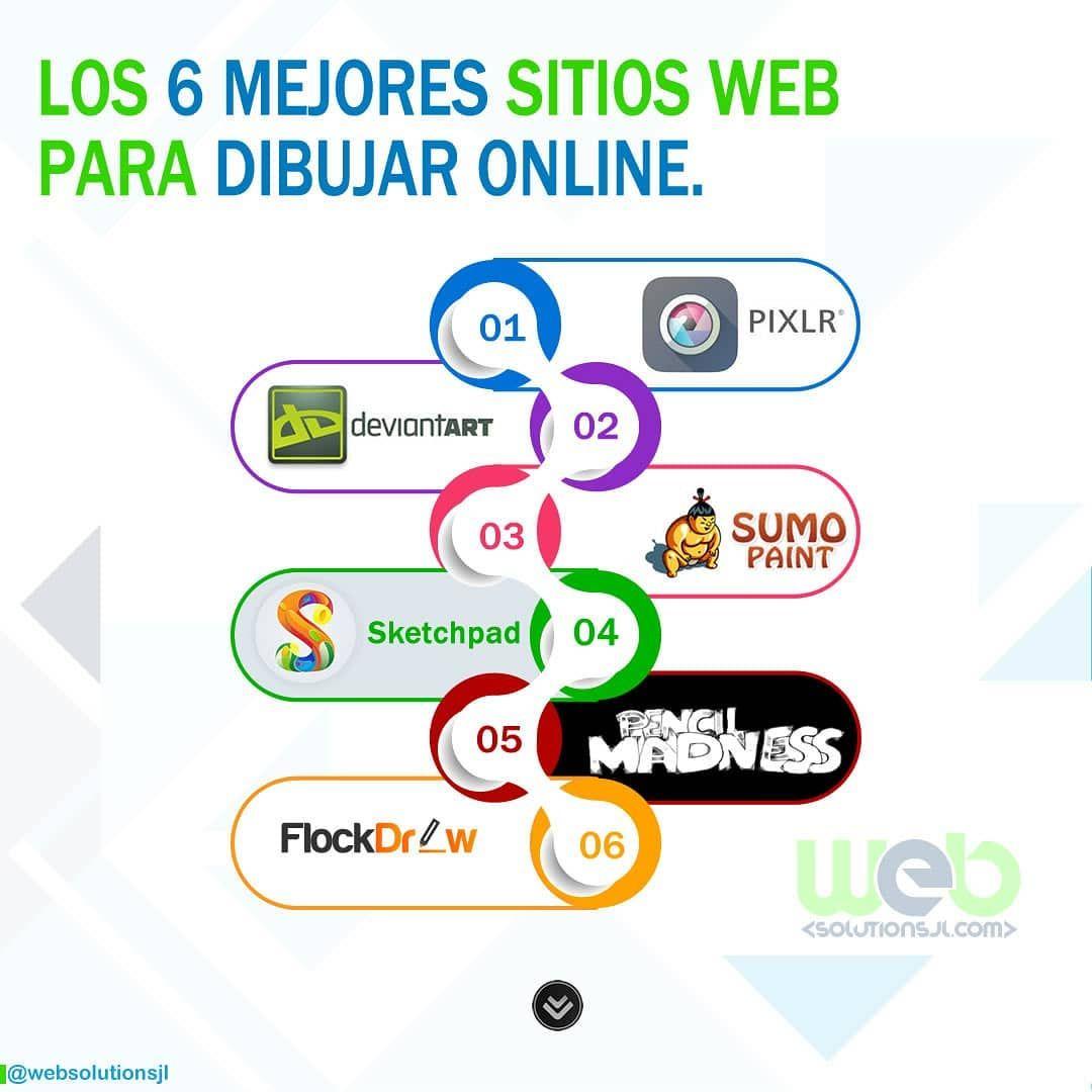 27 Me Gusta 0 Comentarios Websolutionsjl Websolutionsjl En Instagram Los Mejores 6 Sitios Web Para Dibujar Online Pixlrx Pixlr Com Es Considerada Com