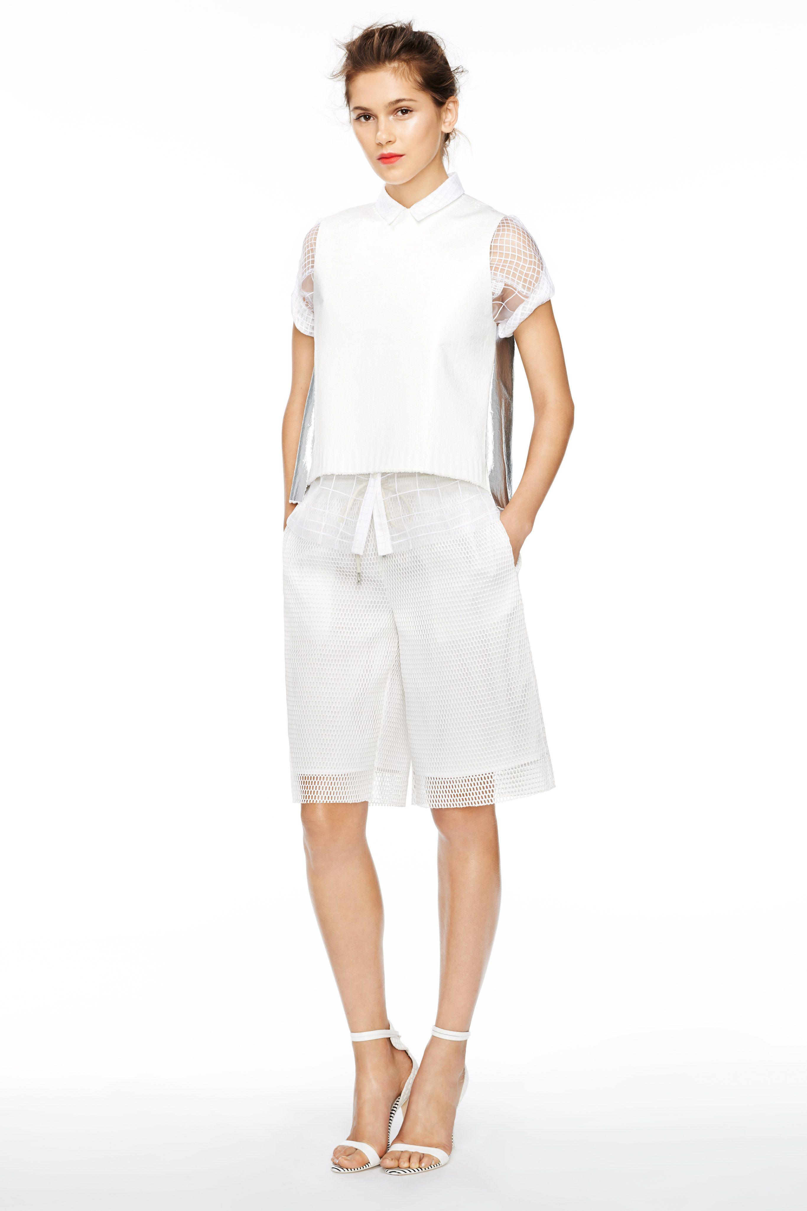 J.Crew SpringSummer 2015 Collection – New York Fashion Week