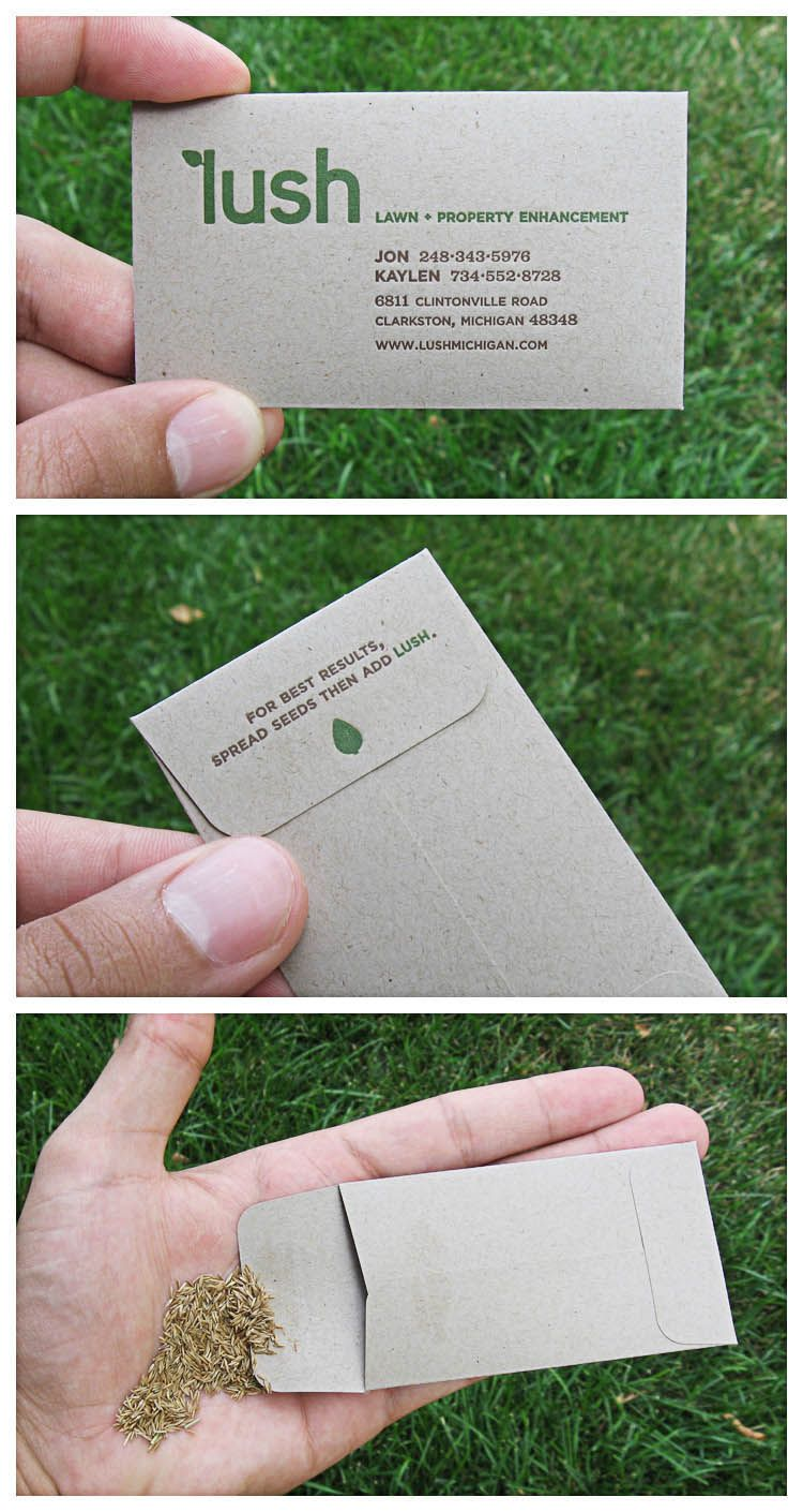 10 Most Creative Business Cards | Business cards, Business and ...