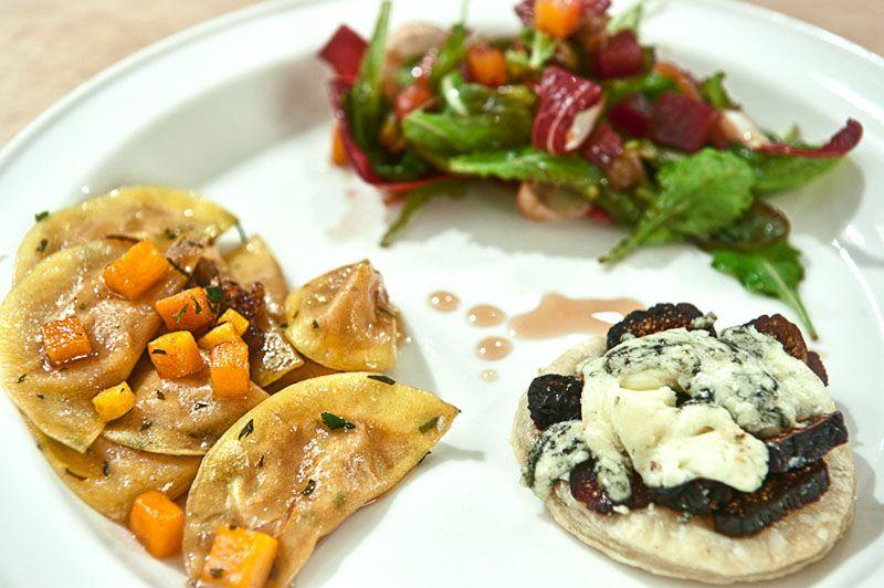 Chicago vegetarian restaurants offer many forms of cuisine