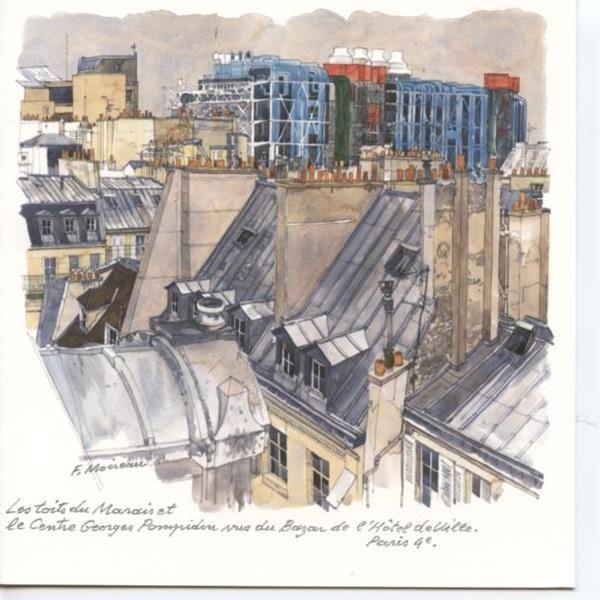 PO 36 - Centre Georges Pompidou