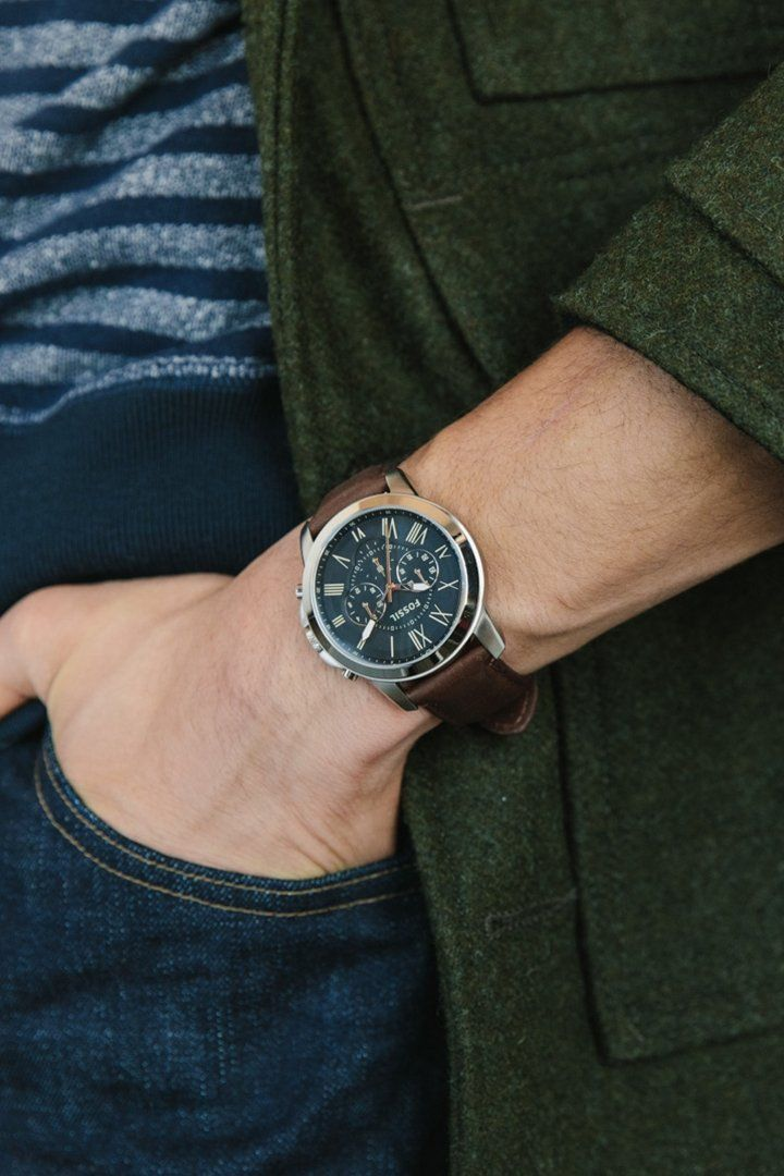 Our favorite can t go wrong men s watch style 44fee810430