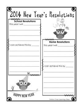 help your students plan realistic goals for next year for both school an home includes a checklist to help narrow down their goals graphic organizers
