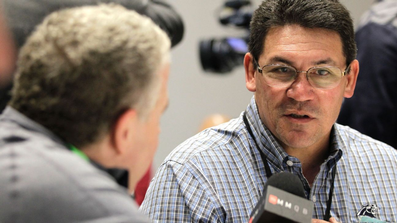 Ron Rivera Has Anti Belichick Moment Chatting With Reporters Defending Cam Newton Cam Newton In This Moment Newton
