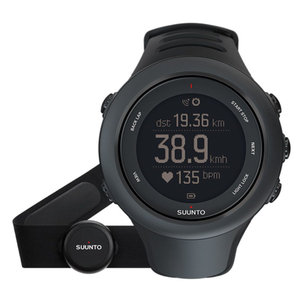 Suunto Ambit 3 Sports with HRM GPS Running Computers