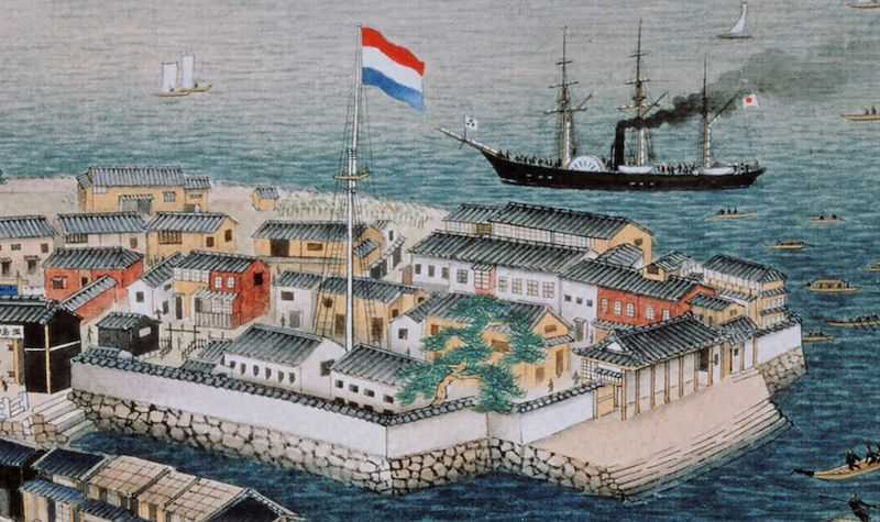 Kết quả hình ảnh cho 長崎海軍伝習所