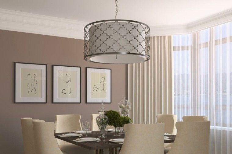 Lámparas de techo ideas modernas para el interior - en 2018 ...