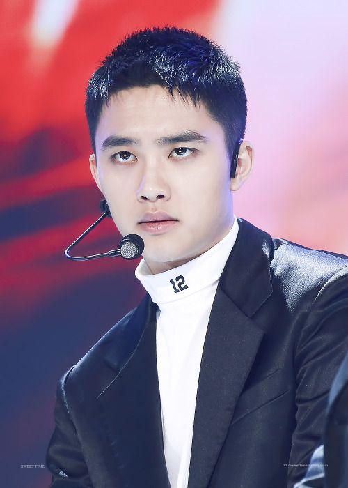 D.O - 161101 SBS Power FM 20th Anniversary Concert Credit: 시우됴. (SBS 파워FM 20주년 콘서트)