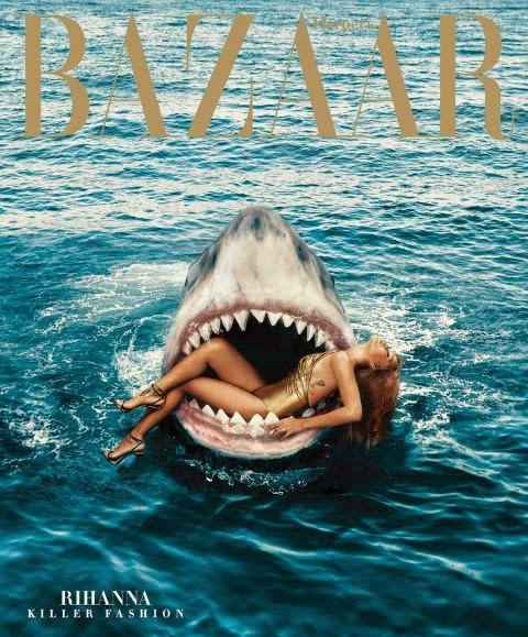 Rihanna para Harper's Bazaar