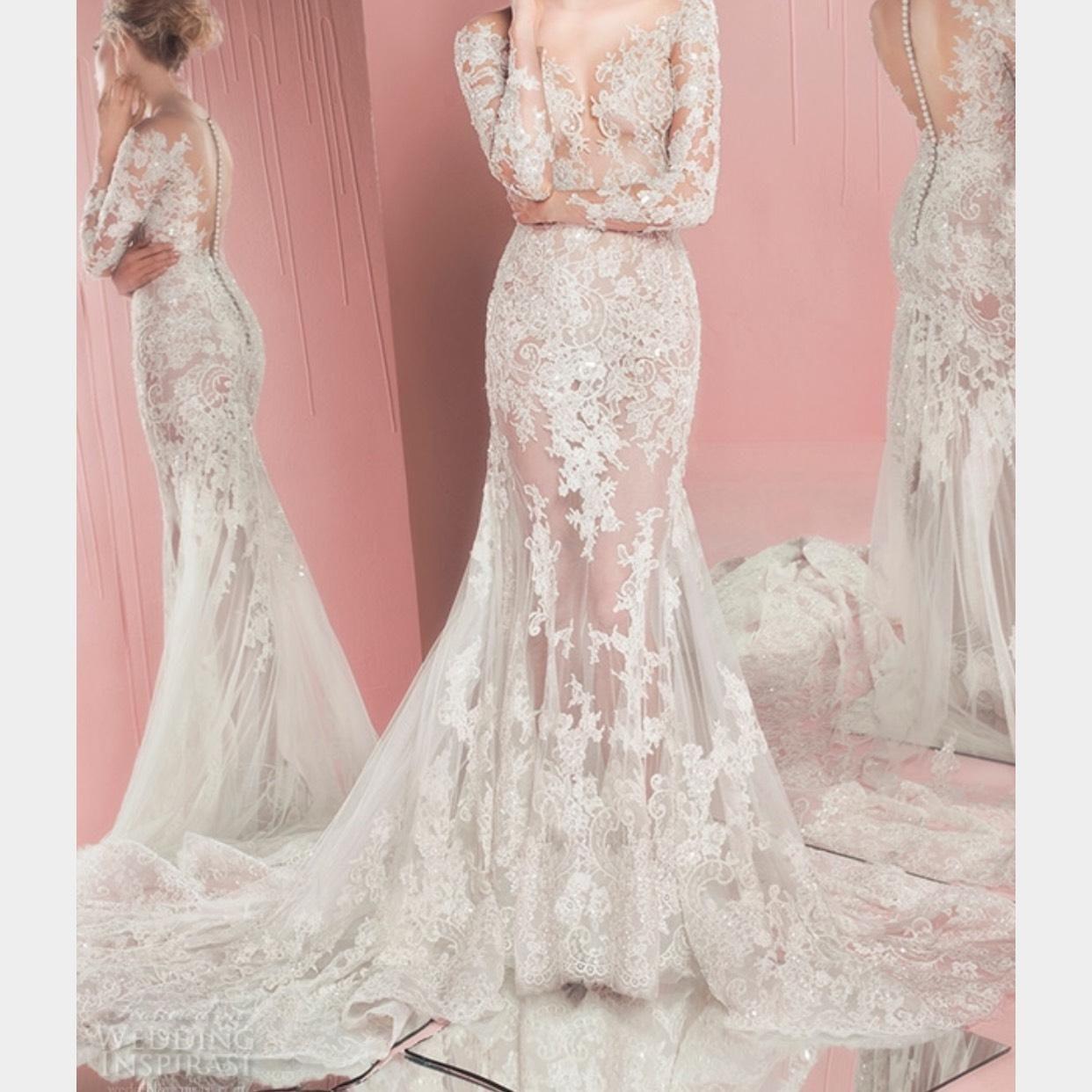 Zuhair Murad Zuhair Murad Patricia Wedding Dress. Zuhair Murad ...