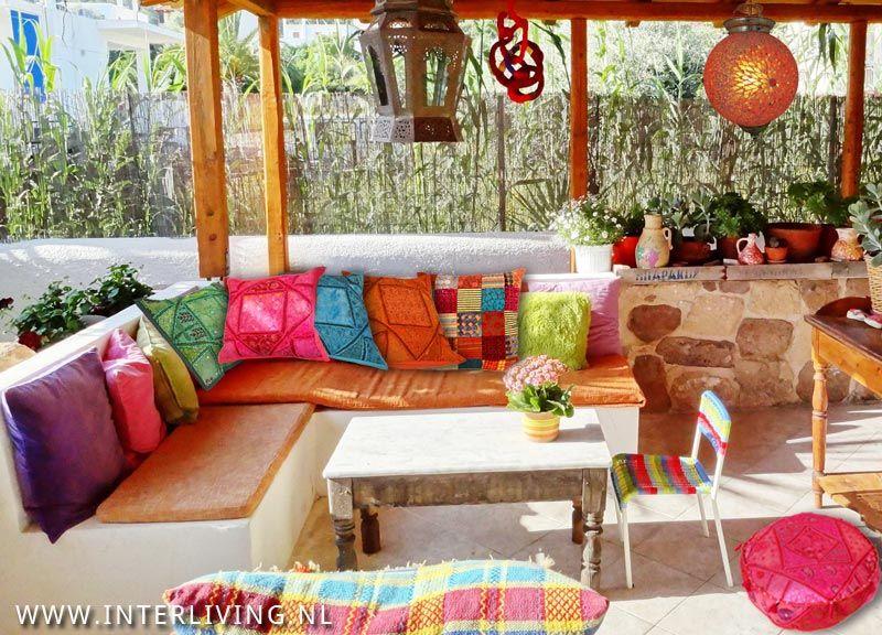 Overkapping marokkaanse stijl google zoeken overkapping pinterest tuin en boho - Marokkaanse design decoratie ...