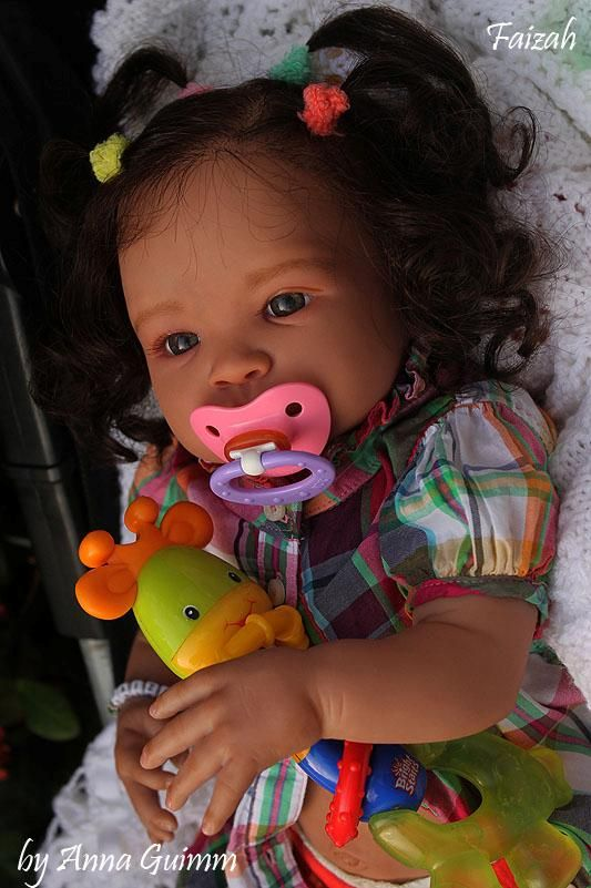 So Real Reborn 22 Quot Baby Doll Aa Biracial Ethnic Shyann