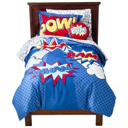 Superhero Bedding Kids Bedding Sets Boys Bedding Sets
